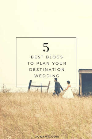 5 Best Destination Wedding Blogs