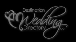 Destination Weddings Logo Black