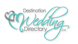 Destination Weddings Logo Green-Grey
