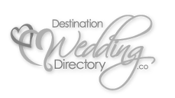 Destination Weddings Logo Grey