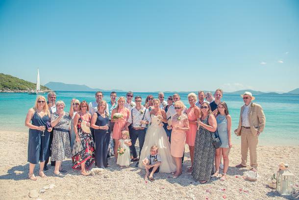 Lefkada Greece: Jenny & Alex 13