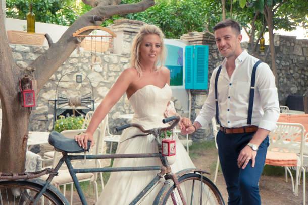 Lefkada Greece: Jenny & Alex 3