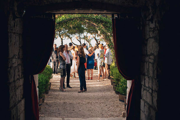 fort george croatia wedding 3