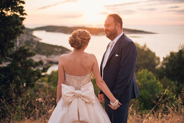 fort george croatia wedding 8