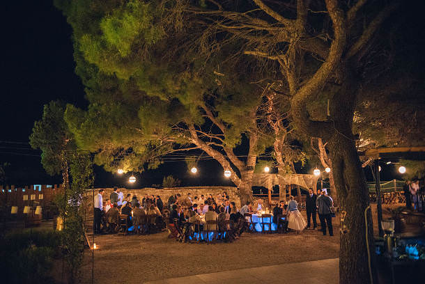 fort george croatia wedding 9