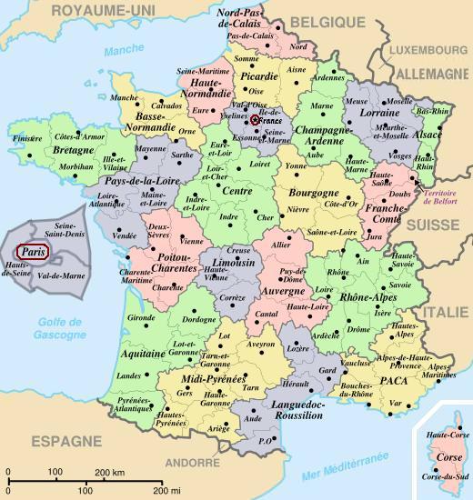 Regions-of-France