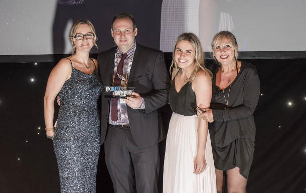 UK Blog Awards Winner Travel