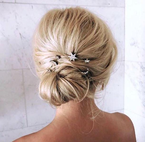 bridal hair 2019