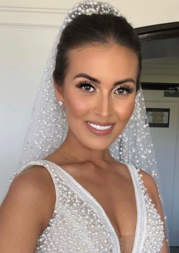 bridal makeup trends 2019