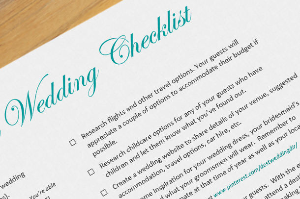 destination-wedding-checklist