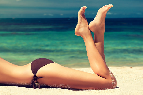 honeymoon tanning tips