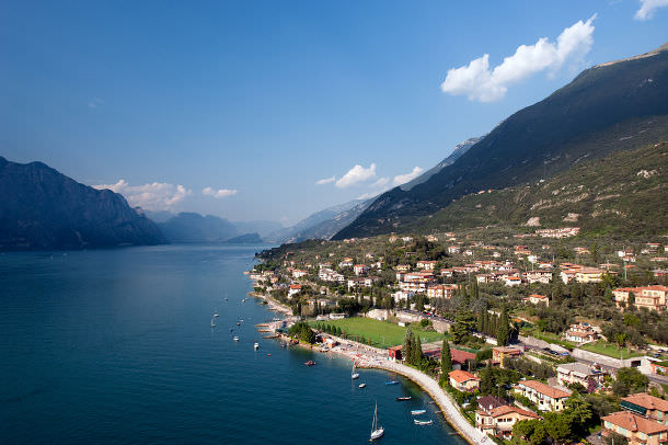 lake garda honeymoon