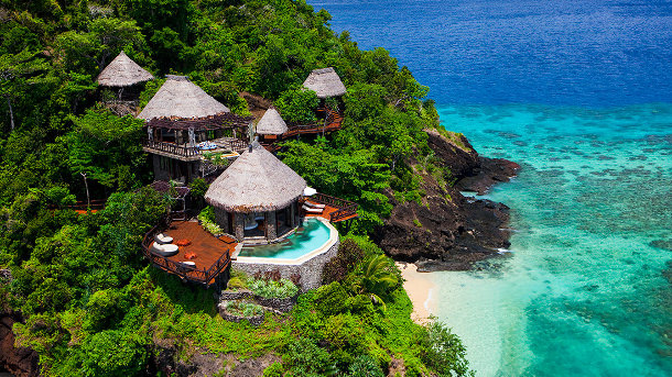 laucala island fiji resort