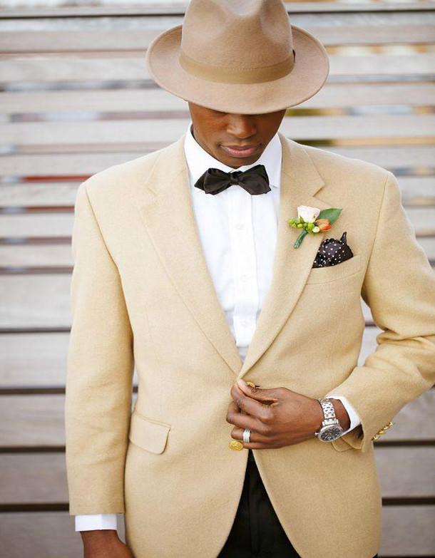 summer wedding tux