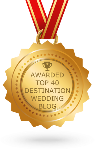 top 40 destination wedding blog