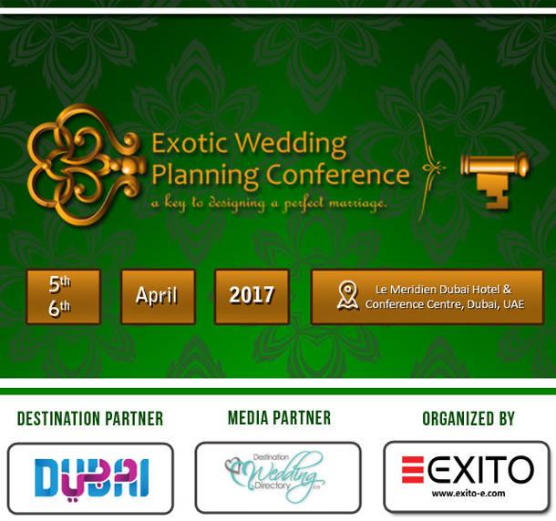 wedding planning conference dubai